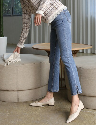 cannes denim pants